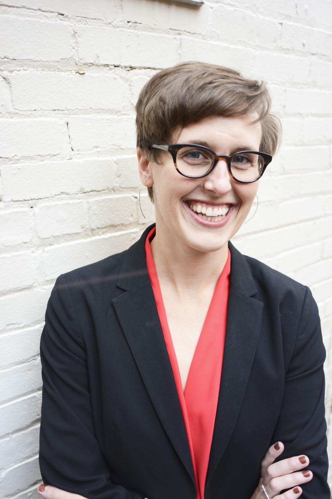 Anne G. Morgan headshot